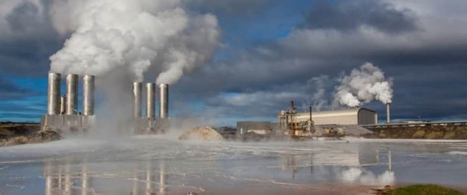 Geothermal Energy Market Heats Up As Big Oil Moves In